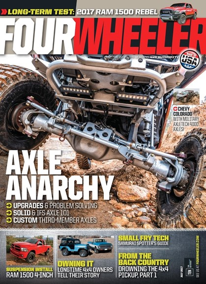 Four Wheeler Cover - 7/1/2017