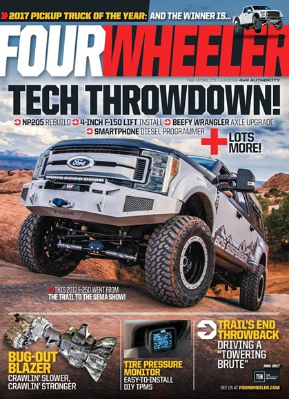 Four Wheeler Cover - 6/1/2017