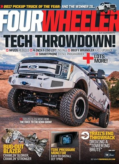 Four Wheeler Cover - 6/1/2017