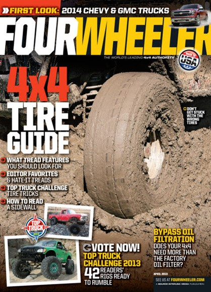Four Wheeler Cover - 4/1/2013