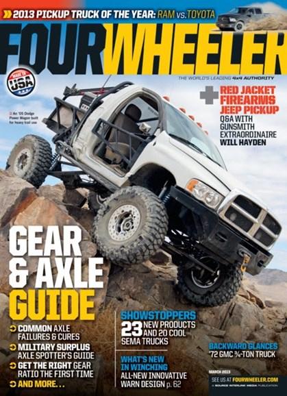 Four Wheeler Cover - 3/1/2013