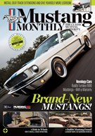 Mustang Monthly Magazine 6/1/2017