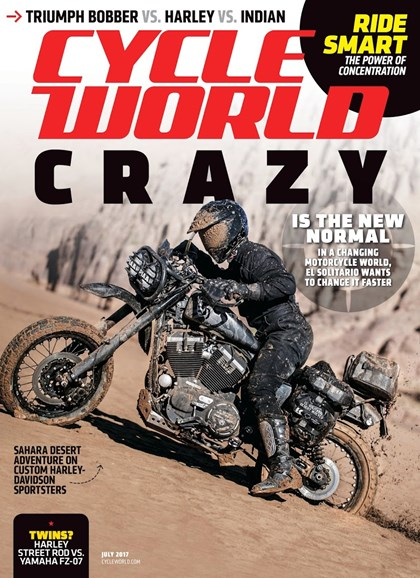 Cycle World Cover - 7/1/2017