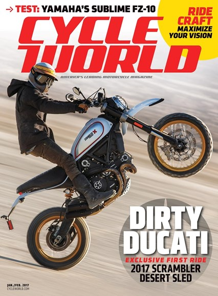 Cycle World Cover - 1/1/2017