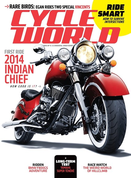 Cycle World Cover - 10/1/2013