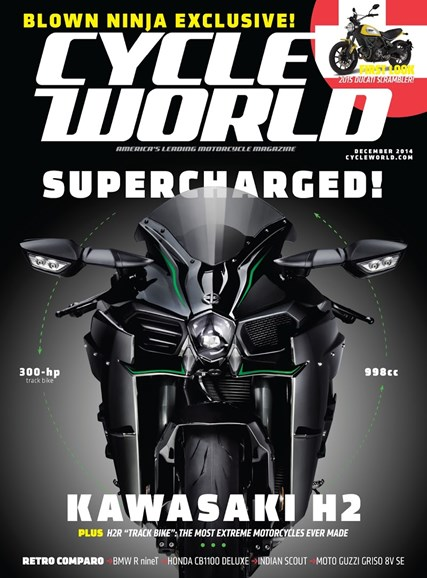 Cycle World Cover - 12/1/2014