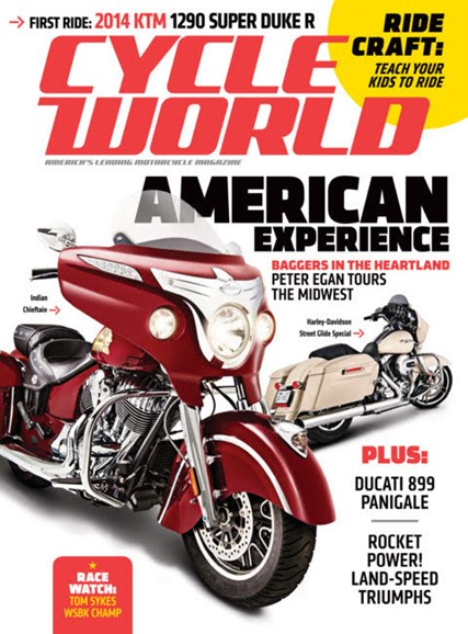 Cycle World Cover - 1/1/2014
