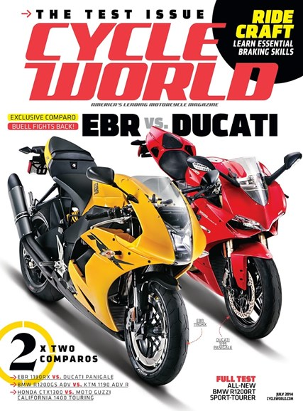 Cycle World Cover - 7/1/2014