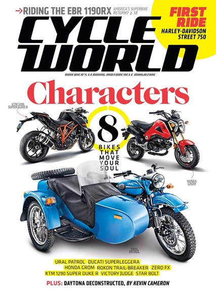Cycle World Cover - 6/1/2014
