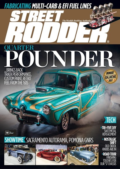 Street Rodder Cover - 8/1/2017