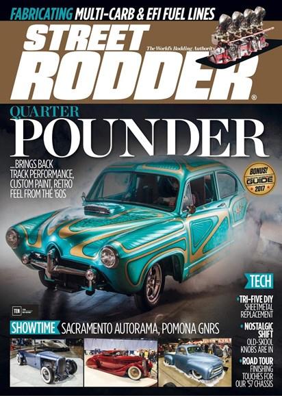 Street Rodder Cover - 8/1/2017