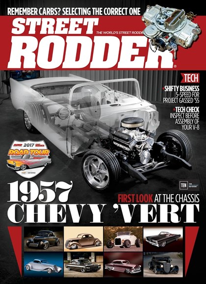 Street Rodder Cover - 7/1/2017