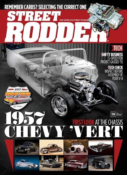 Street Rodder Cover - 7/1/2017