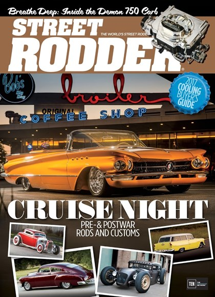 Street Rodder Cover - 6/1/2017
