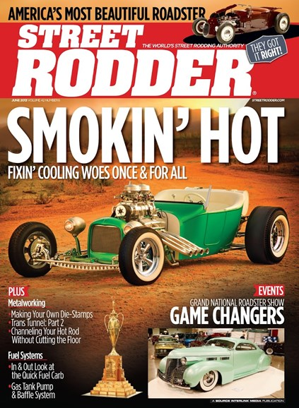 Street Rodder Cover - 6/1/2013