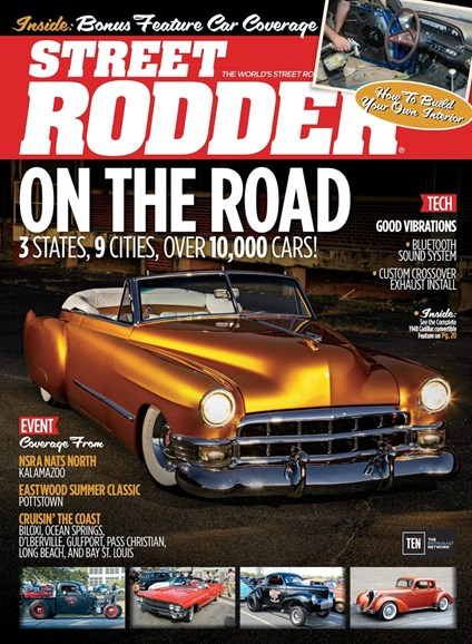 Street Rodder Cover - 3/1/2016