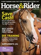 Horse & Rider Magazine 1/1/2013