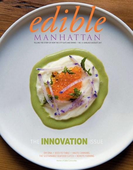 Edible Manhattan Cover - 6/1/2017