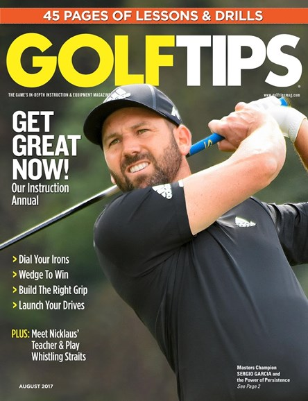 Golf Tips Cover - 8/1/2017