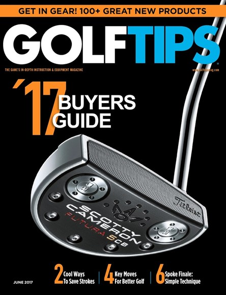 Golf Tips Cover - 6/1/2017