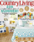 Country Living Magazine 7/1/2017