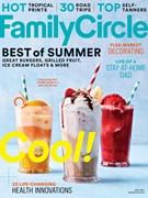 Family Circle Magazine 7/1/2017