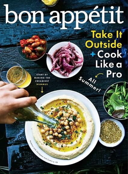 Bon Appétit Cover - 7/1/2017