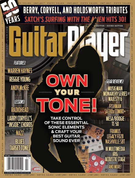 Guitar Player Cover - 7/1/2017