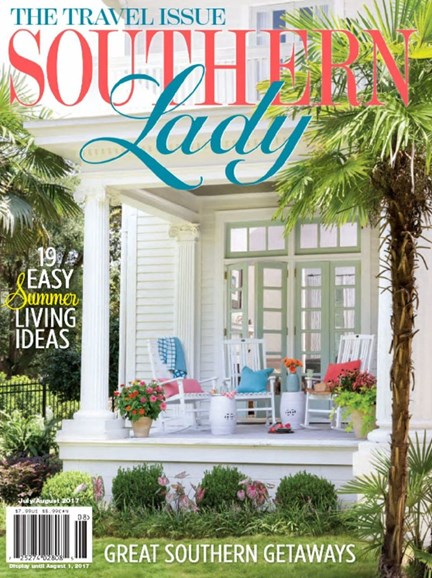 Southern Lady Cover - 7/1/2017