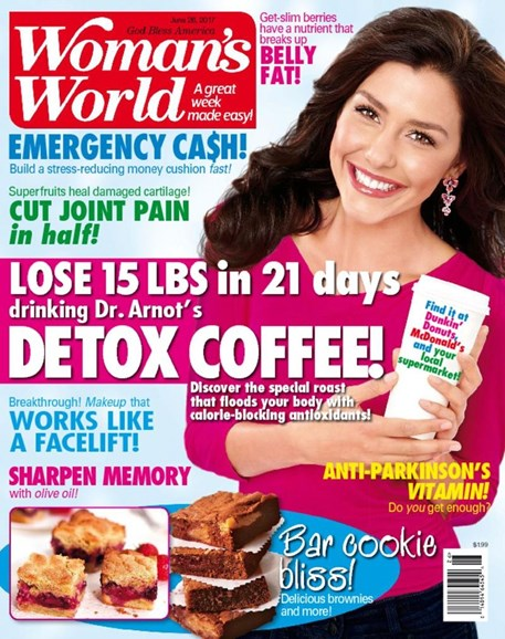Woman's World Cover - 6/26/2017