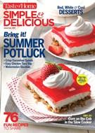 Simple & Delicious Magazine 6/1/2017
