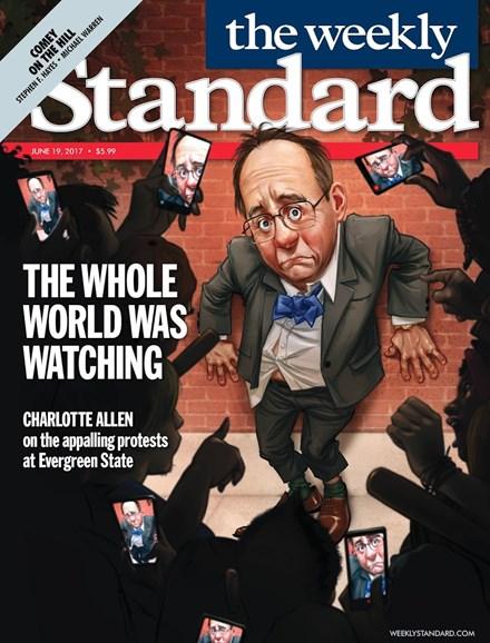 Washington Examiner Cover - 6/19/2017