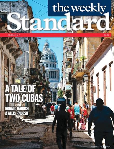 Washington Examiner Cover - 6/26/2017