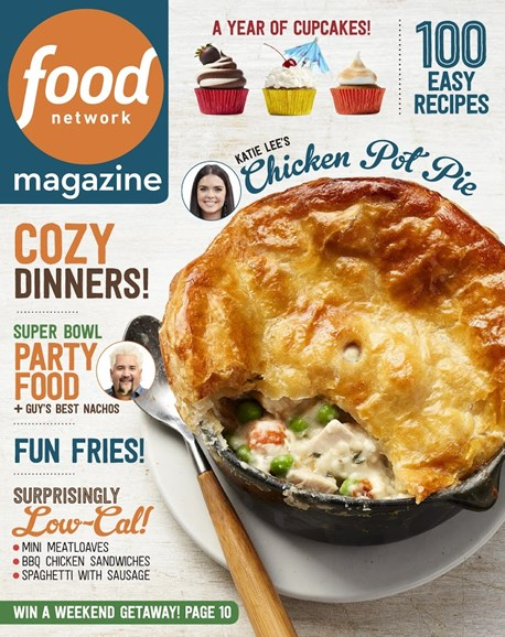 Food Network Cover - 1/1/2017