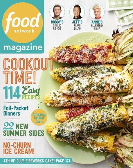 Food Network Cover - 7/1/2017