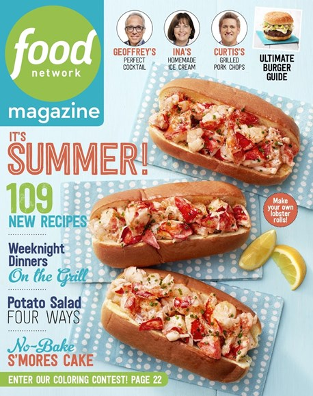 Food Network Cover - 6/1/2017
