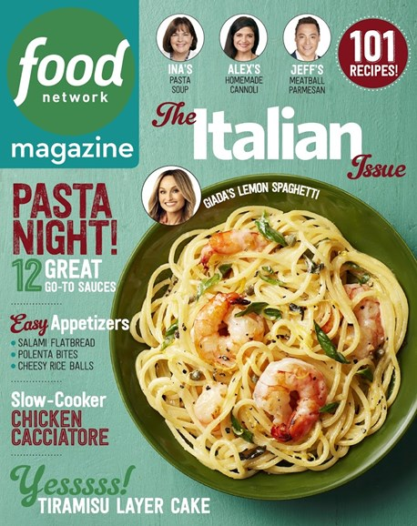 Food Network Cover - 3/1/2017