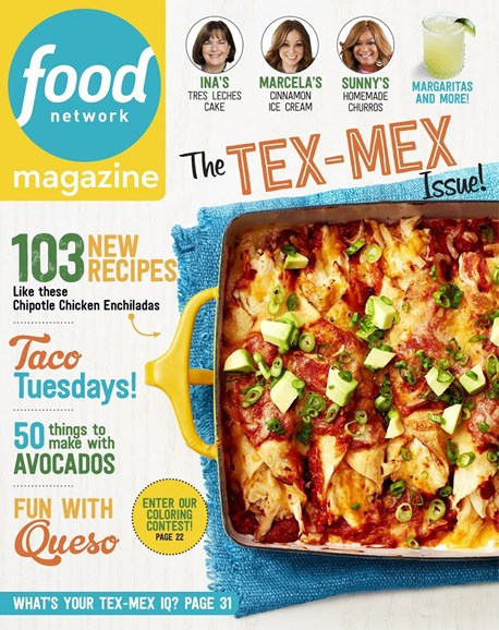 Food Network Cover - 5/1/2017