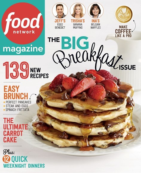 Food Network Cover - 4/1/2015