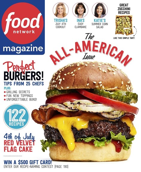 Food Network Cover - 7/1/2015