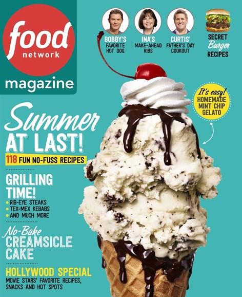 Food Network Cover - 6/1/2015