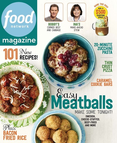 Food Network Cover - 3/1/2015