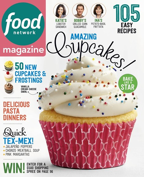 Food Network Cover - 5/1/2015