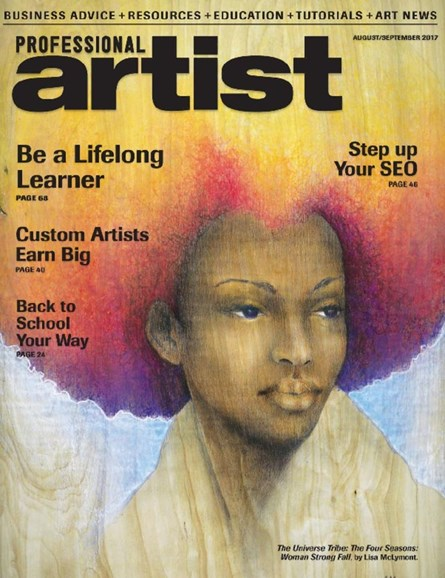 Professional Artist Cover - 8/1/2017