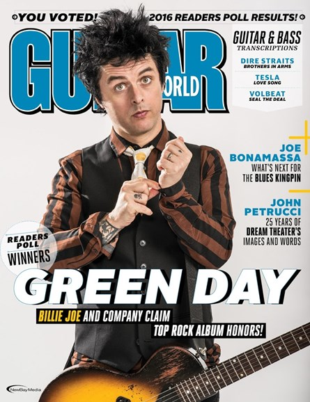Guitar World Cover - 3/1/2017