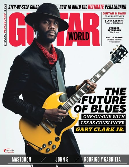 Guitar World Cover - 5/1/2017