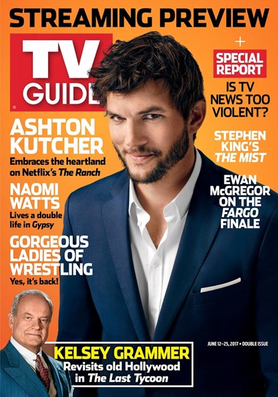 TV Guide Cover - 6/12/2017