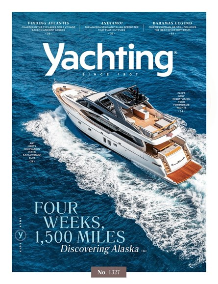 Yachting Cover - 7/1/2017