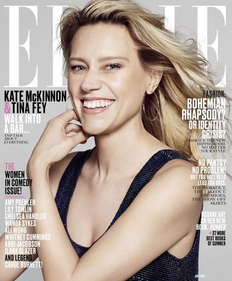 ELLE Cover - 7/1/2017