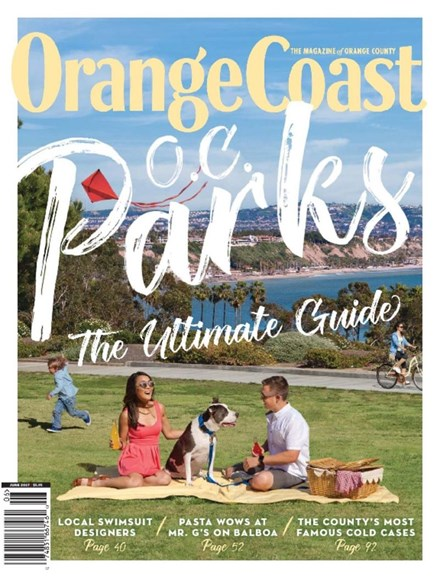 Orange Coast Cover - 6/1/2017